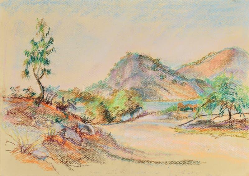 Plaża ilustracja wektor