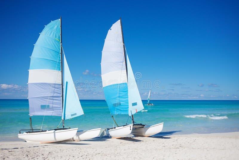 Plaża denny relaksu krajobraz zdjęcie stock