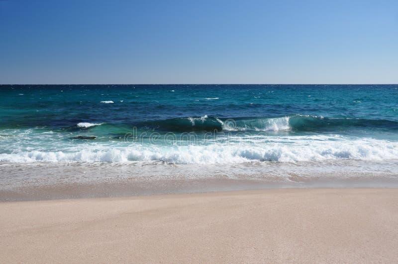 plaża dezerterująca obrazy royalty free