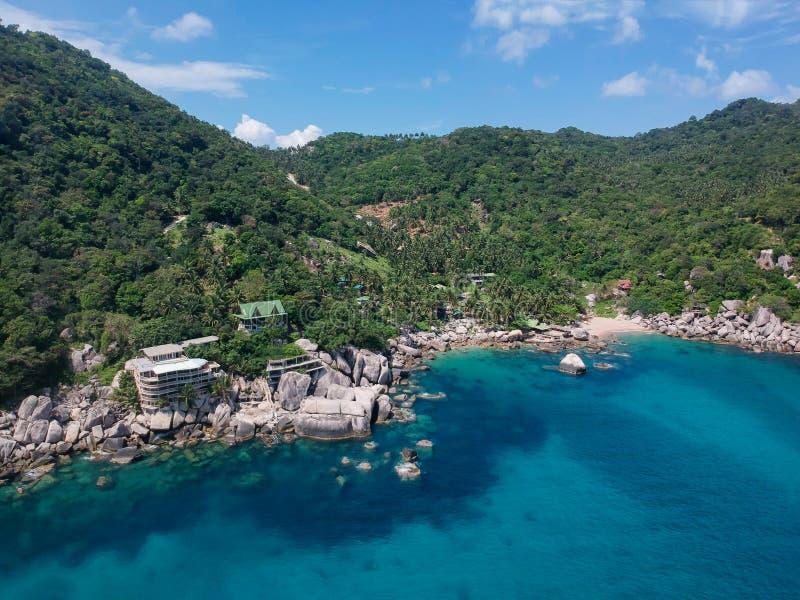 Plaża Koh Tao zdjęcie stock
