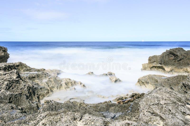 Plaża w Formentera fotografia stock