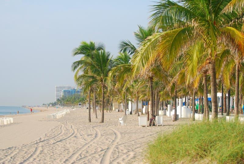 plażowa Florydy otoczenia zdjęcie stock