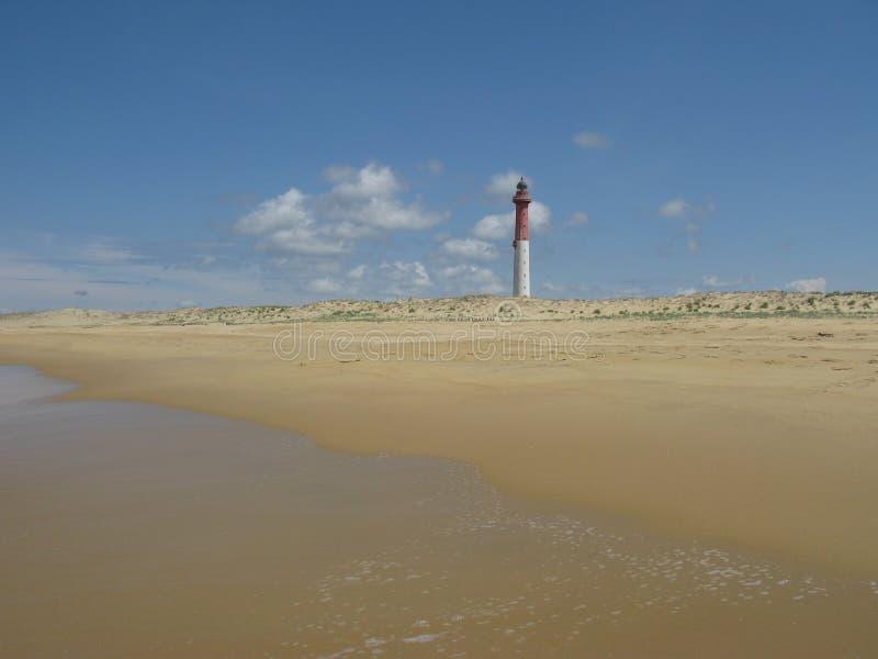 plażowa latarnia morska zdjęcia royalty free