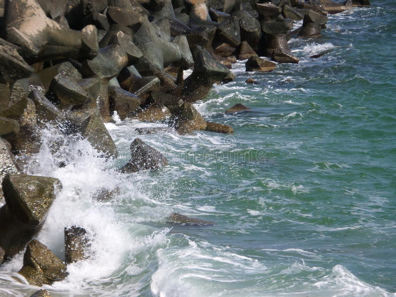 Plażowa ochrona zdjęcie stock