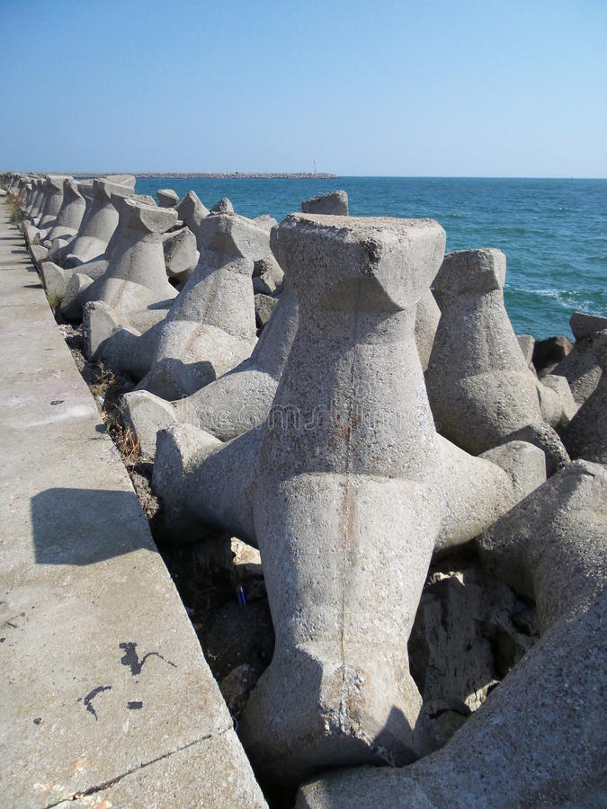 Plażowa ochrona obrazy stock