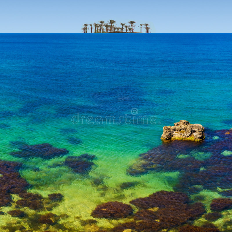 plażowa rafowa żaglówka obraz stock