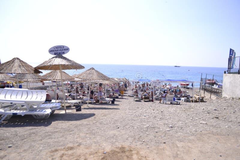 Download Plażowy życie fotografia editorial. Obraz złożonej z relaksuje - 57674852