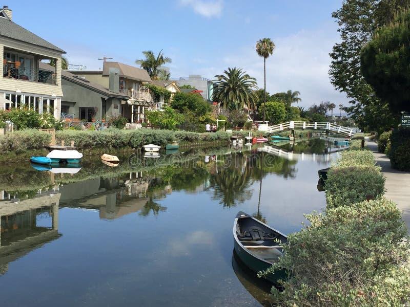 plażowy California Venice obrazy stock
