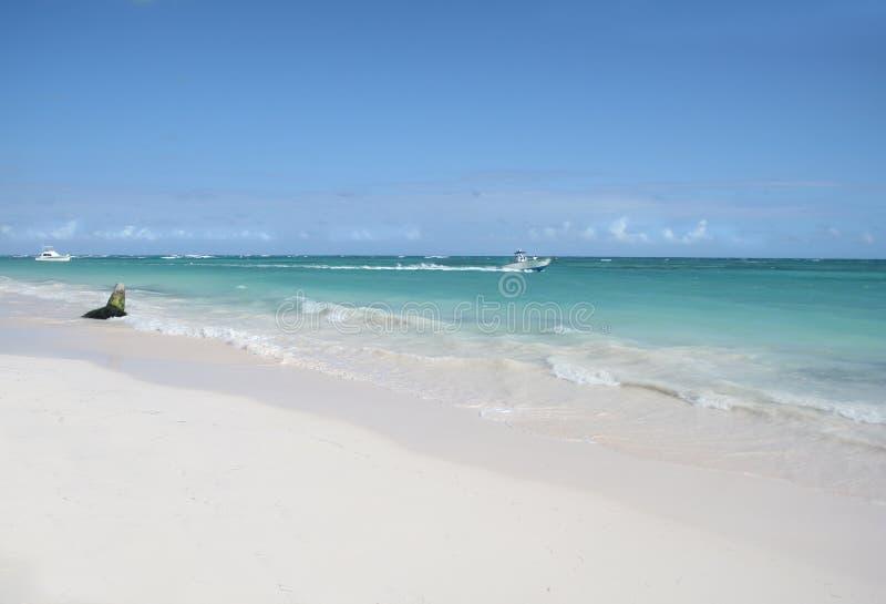plażowy dominican obraz stock