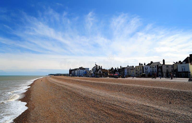 plażowy dylowy Kent zdjęcie stock