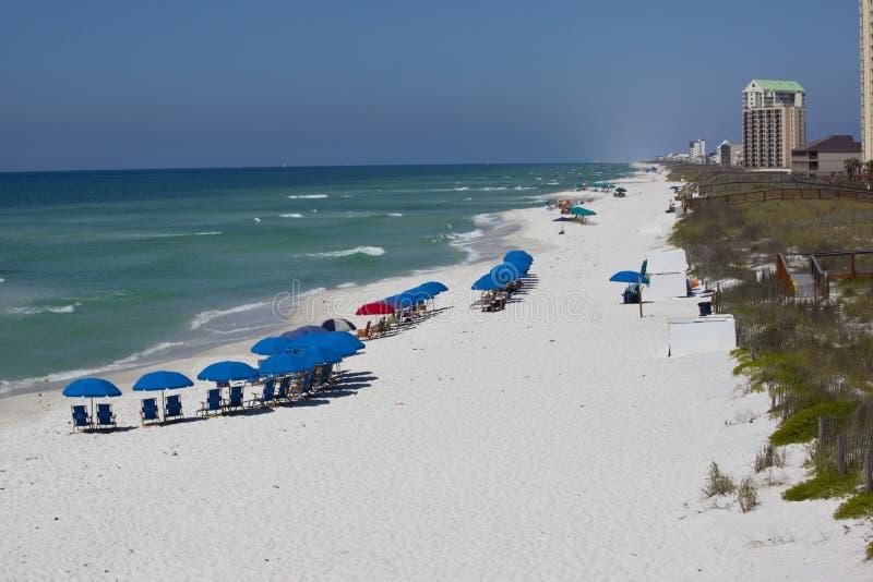 plażowy Florida Navarre obrazy royalty free