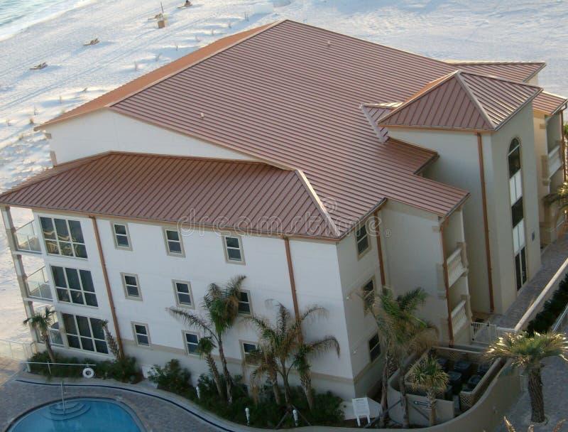 plażowy Florida przodu kurort zdjęcia stock