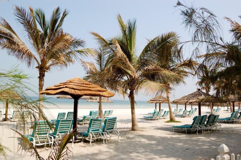 plażowy hotelowy luksus zdjęcie royalty free