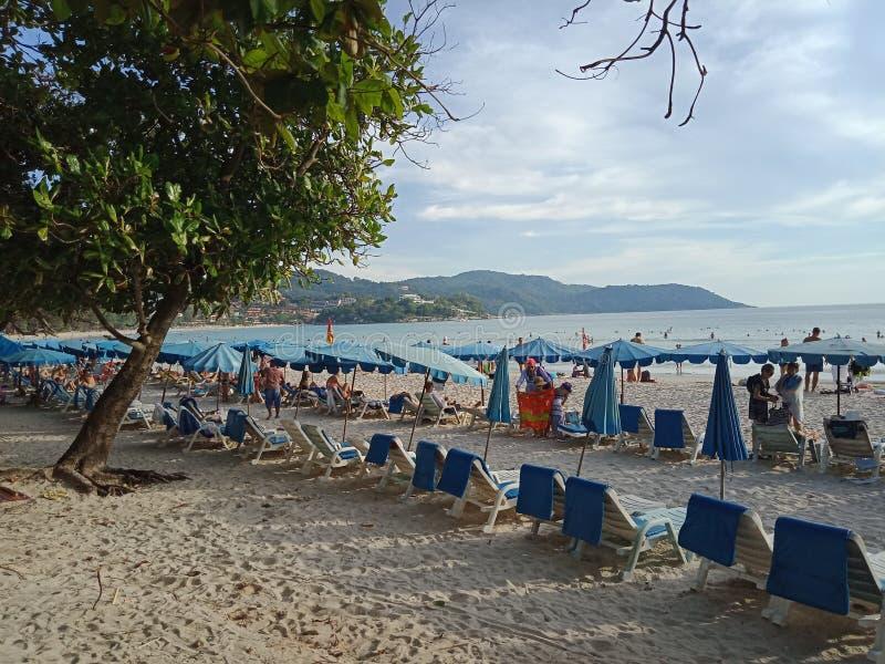 plażowy karon obraz stock