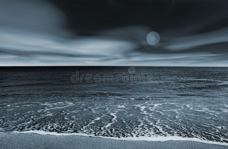 plażowy krajobrazu obrazy royalty free