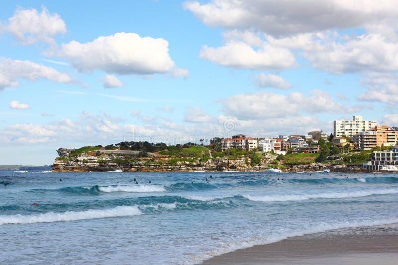 plażowy naród Sydney fotografia stock