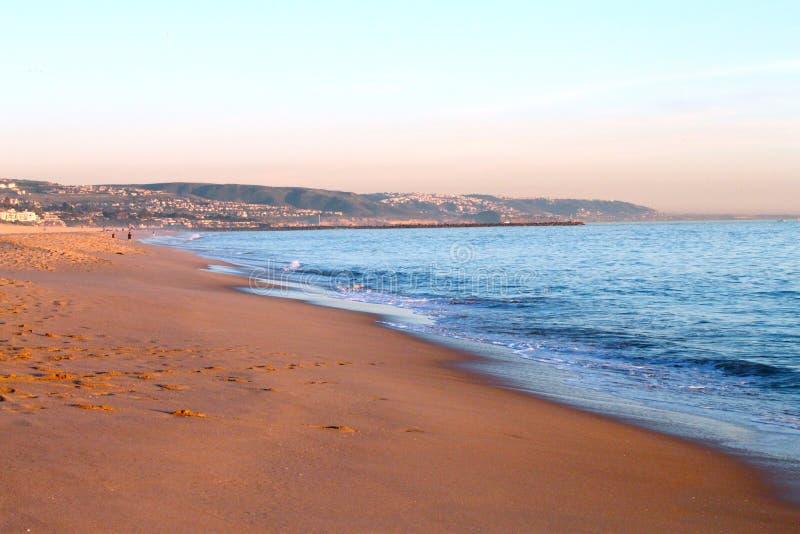 plażowy Newport obrazy royalty free