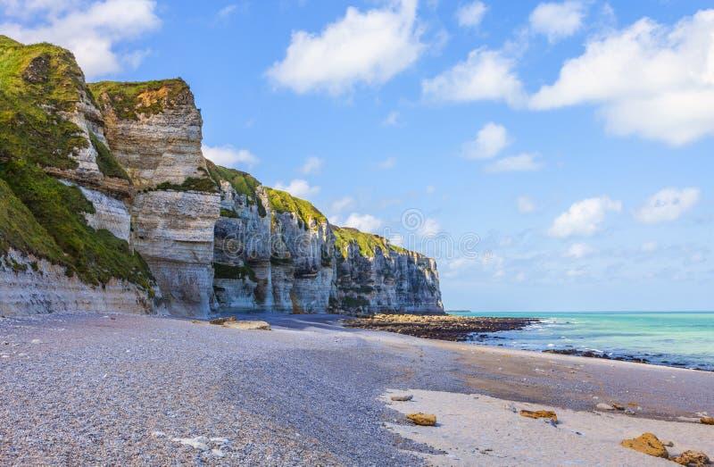 plażowy Normandy zdjęcia stock