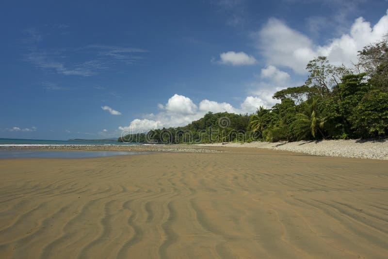 plażowy piękny obraz stock