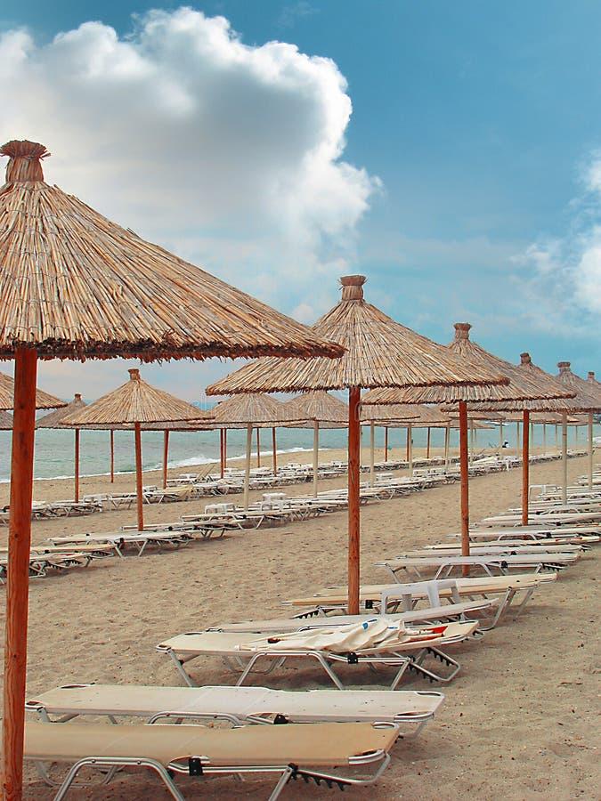 Download Plażowy piękny obraz stock. Obraz złożonej z relaksuje - 13327691