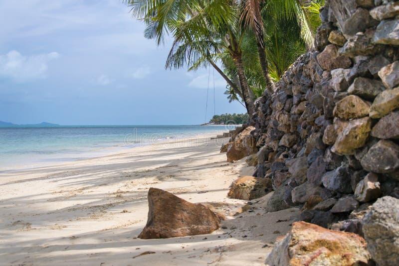 Plażowy Samui zdjęcie royalty free