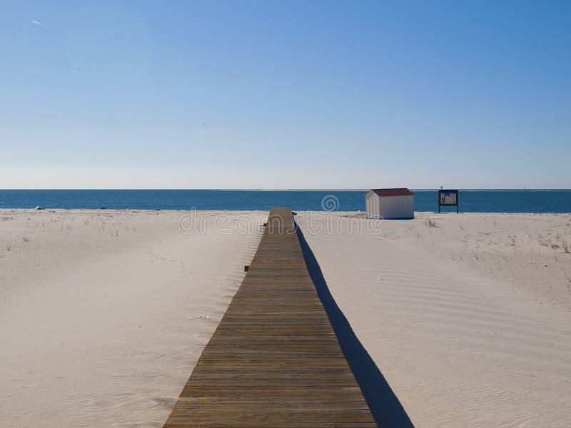 plażowy troia zdjęcie stock