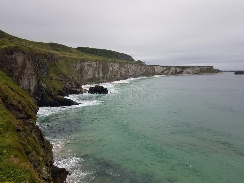 plaży świetnie piaska turkusu wody biel zdjęcie royalty free