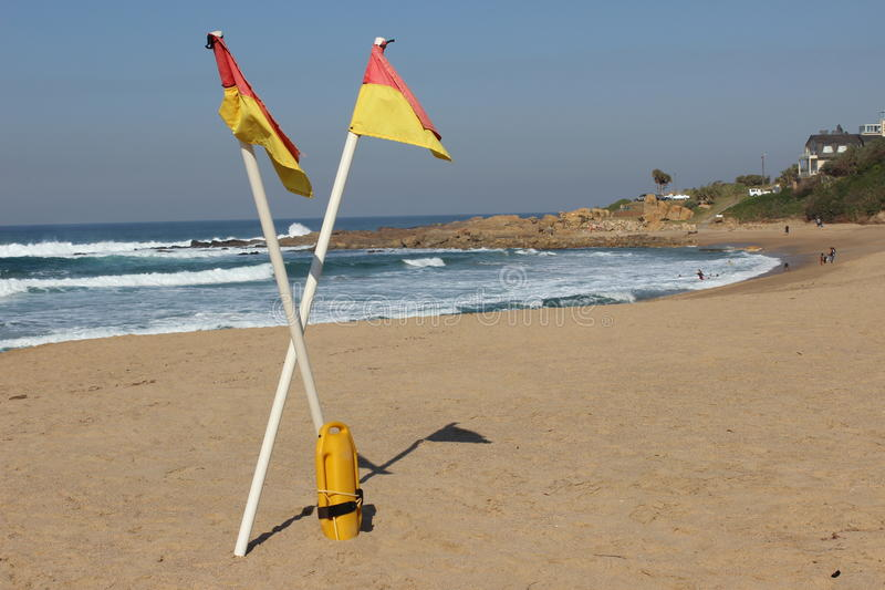 plaży afryce południowej zdjęcia stock