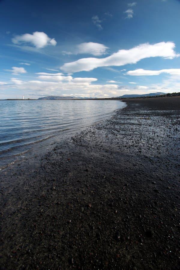 Download Plaża obraz stock. Obraz złożonej z beware, skały, piasek - 130059