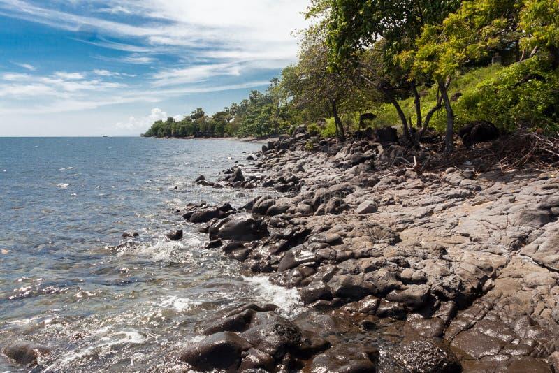 Download Plaża Krajowy Zachodu Park W Bali Zdjęcie Stock - Obraz złożonej z połów, skała: 106922230