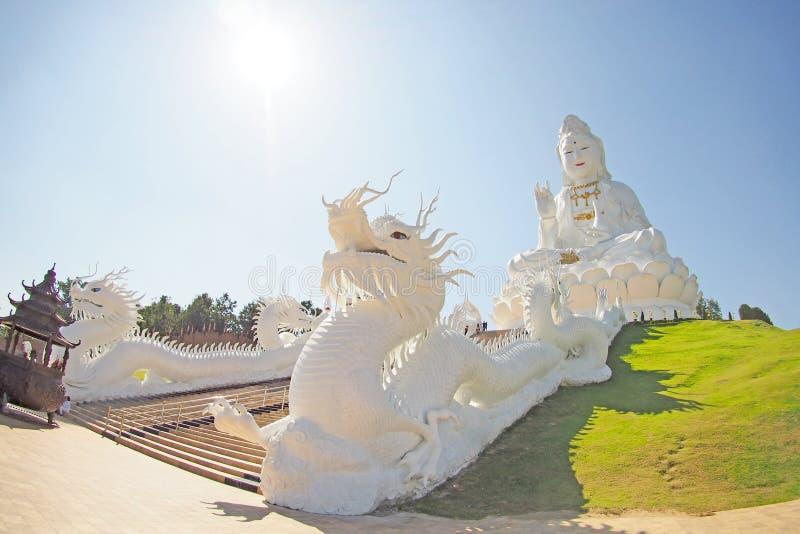 PLA KUNG, Chiang Rai, Tha?lande de WAT HUAY photo libre de droits
