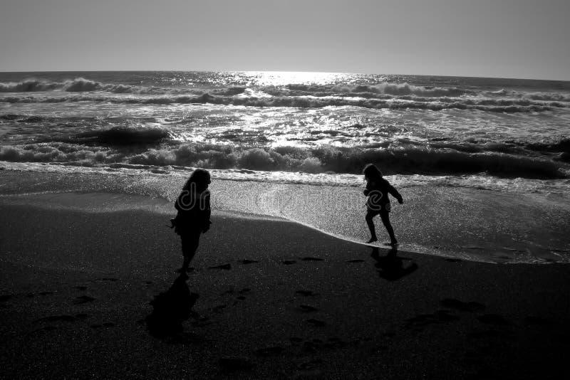 Download Plażowa sztuka zdjęcie stock. Obraz złożonej z bieg, ocean - 21444186