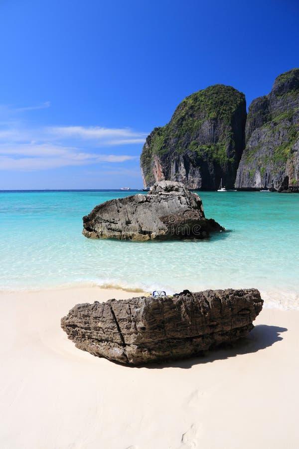 pla?owy Thailand fotografia royalty free