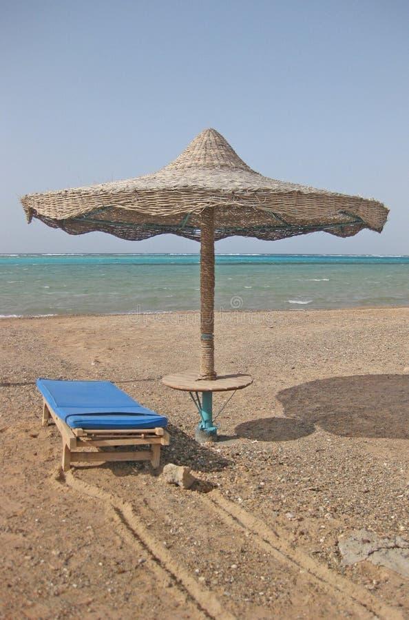 Plażowy widok
