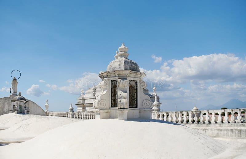 Plaats in Nicaragua te bezoeken royalty-vrije stock afbeeldingen