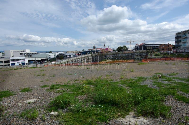 Plaats van Soho de Vierkante Ponsonby in Ponsonby Auckland Nieuw Zeeland NZ NZ stock afbeelding