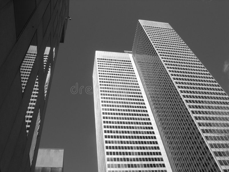 Plaats ville-Marie stock fotografie