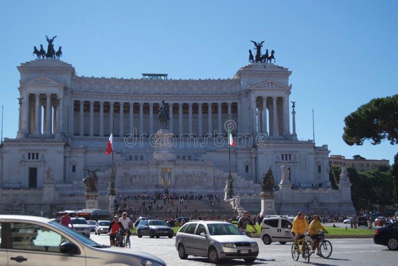 Plac Venezia obraz stock