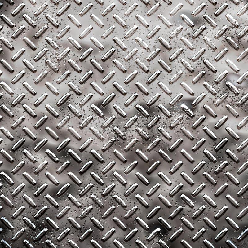 Placa áspera del diamante negro stock de ilustración