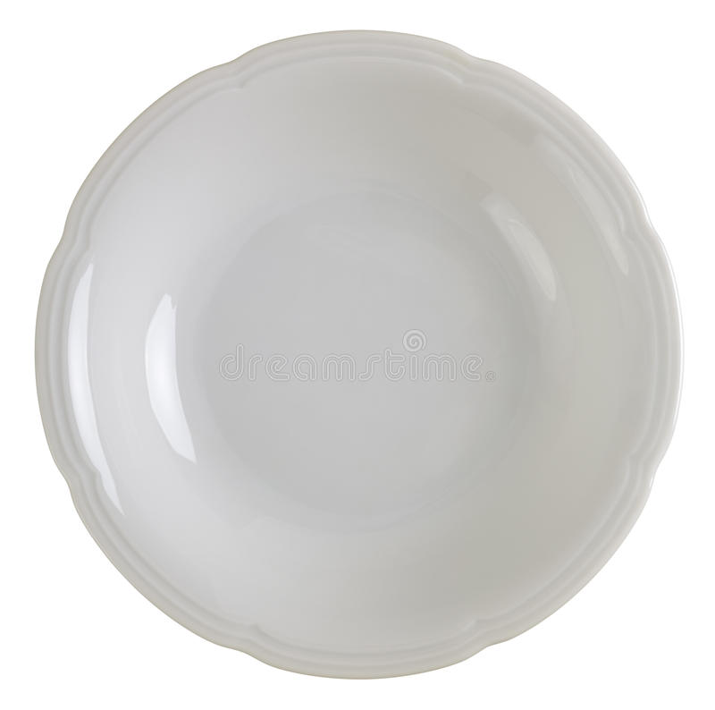 Download Placa branca foto de stock. Imagem de platter, dishware - 26524600