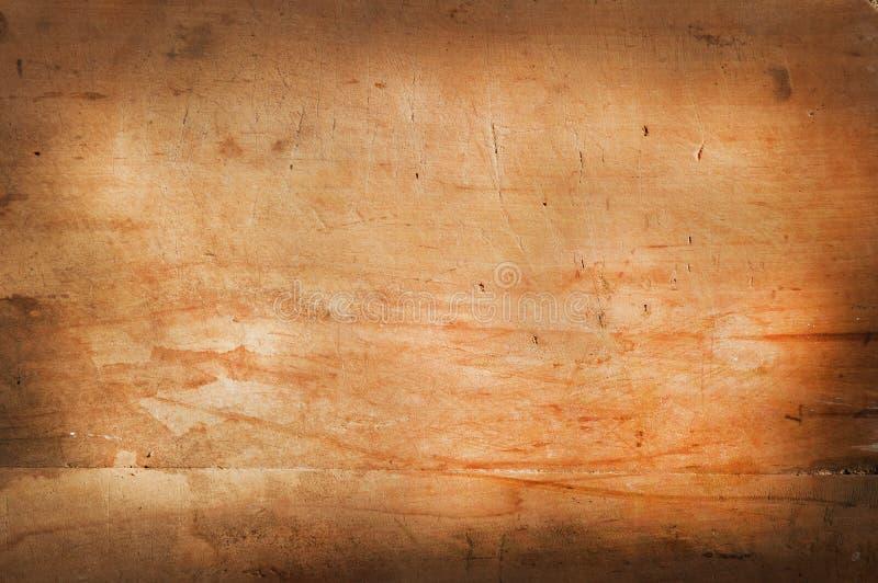 Placa de carniceiro idosa riscado como o fundo fotos de stock