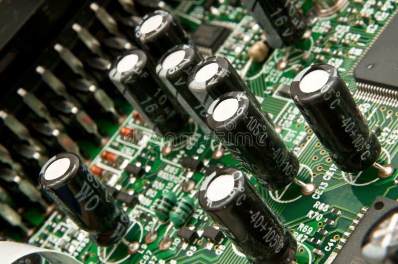 Placa de circuito. imagem de stock royalty free