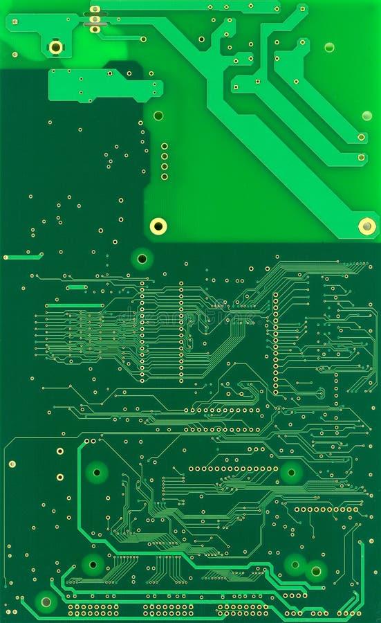 Placa de circuito fotos de stock