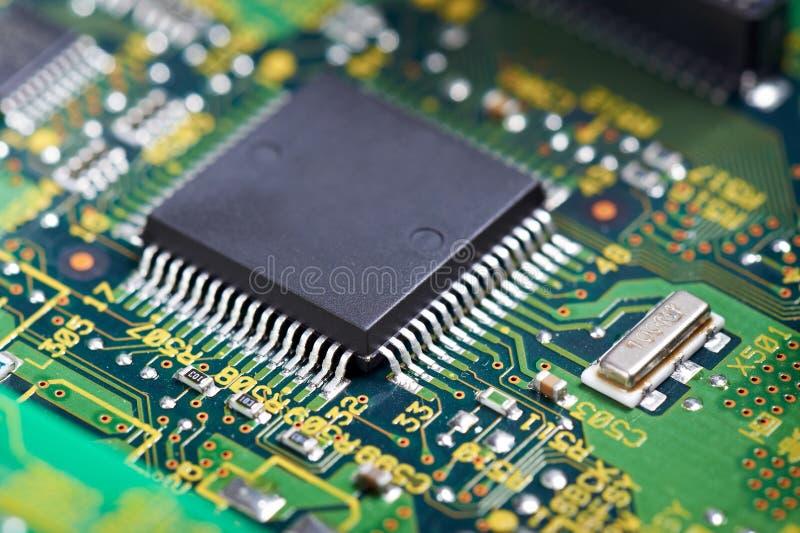 Placa de circuito fotos de archivo