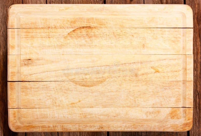 Placa de estaca de madeira foto de stock