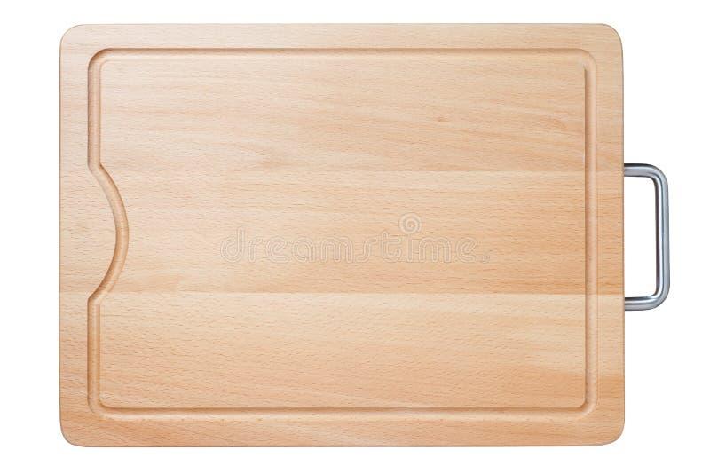 Placa de estaca de madeira fotografia de stock