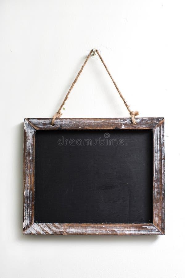 Placa de giz foto de stock