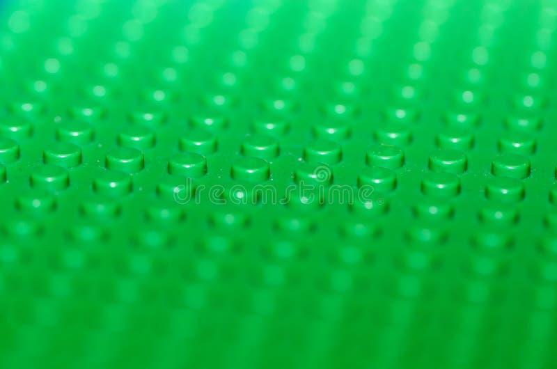 Placa de Lego fotografia de stock