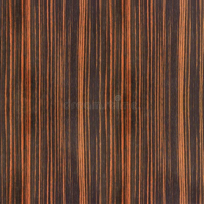 Placa de madeira para o fundo sem emenda - madeira do ébano fotos de stock