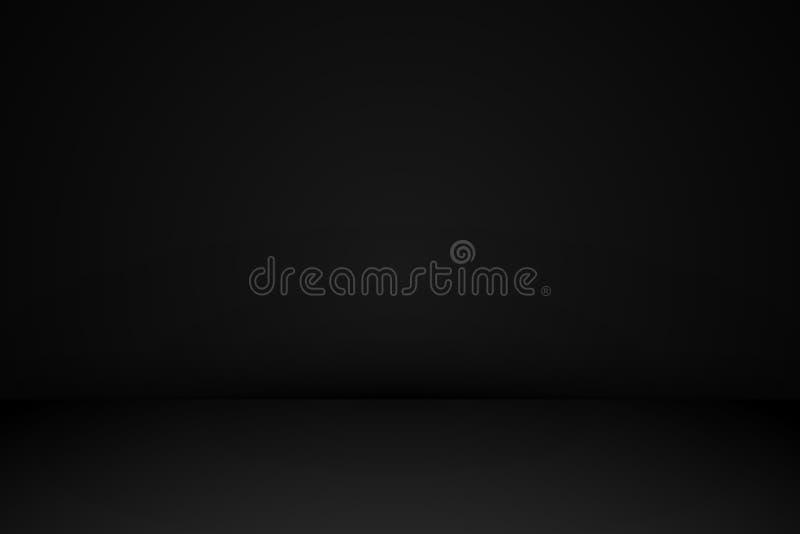 Placa de mensajes de ilustraciones vectoriales grises de la dimensión de la superposición de fondo negro para el diseño de mensaj stock de ilustración